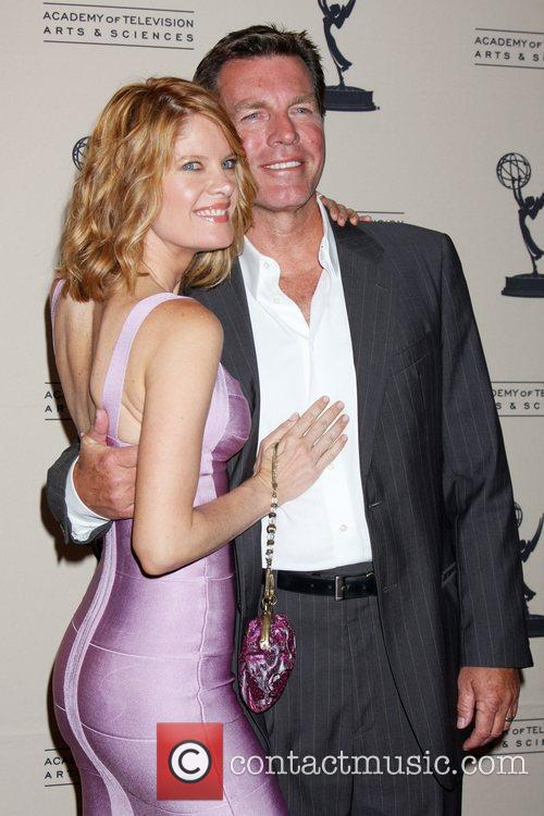 Michelle Stafford and Peter Bergman 2