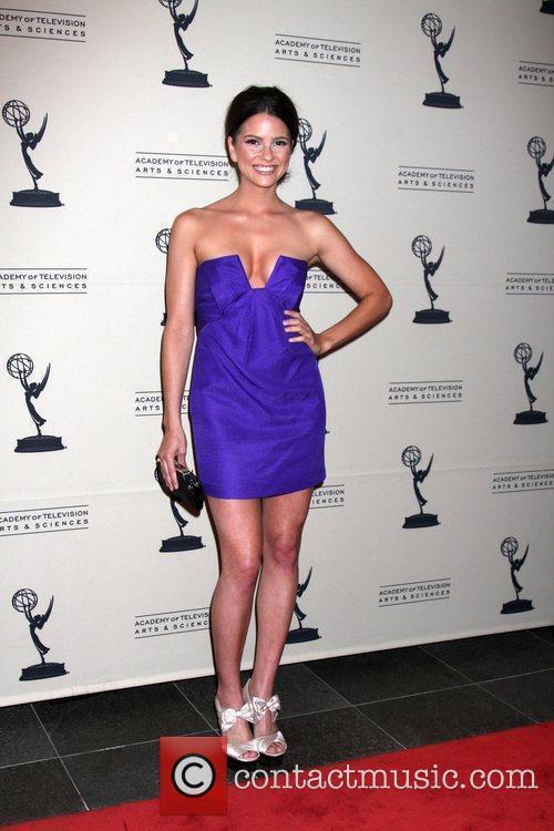 Shelley Hennig  Daytime Emmy Nominees Reception at...
