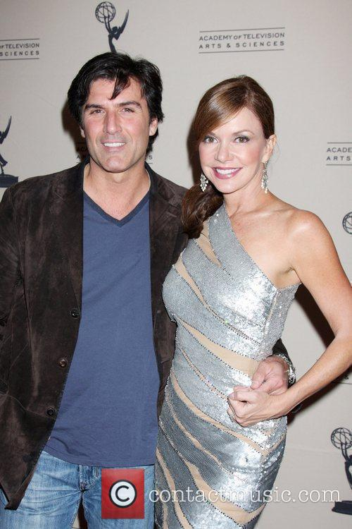 Vincent Irizarry and Bobbie Eakes  Daytime Emmy...