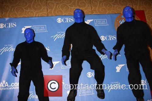 Blue Man Group and Las Vegas 2