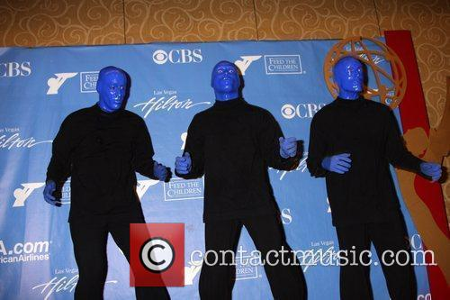 Blue Man Group and Las Vegas 1