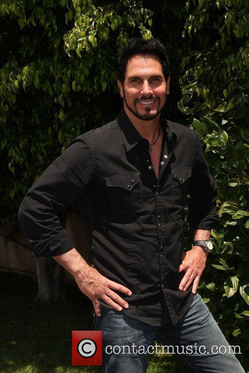 Don Diamont The 'Daytime Gives Back' Feed The...