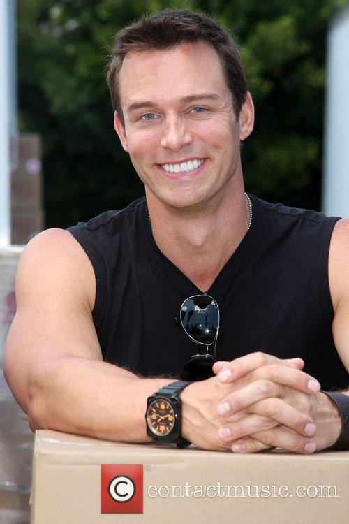 Eric Martsolf The 'Daytime Gives Back' Feed The...