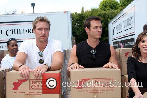 Kyle Lowder and Eric Martsolf The 'Daytime Gives...