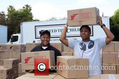 Kyle Massey and Christopher Massey The 'Daytime Gives...