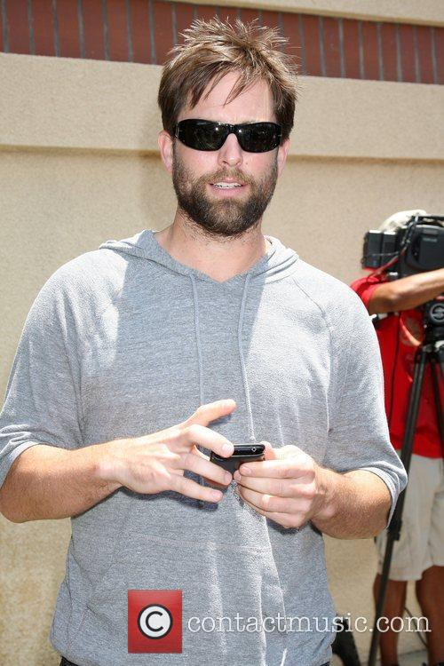 Michael Muhney The 'Daytime Gives Back' Feed The...