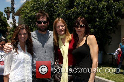 Stacy Haiduk, Heather Tom and Michelle Stafford 1