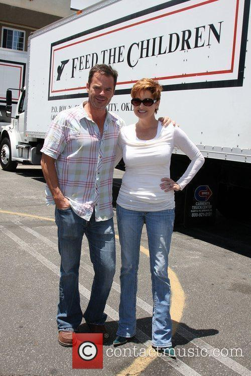 Wally Kurth and Carolyn Hennesy  The 'Daytime...