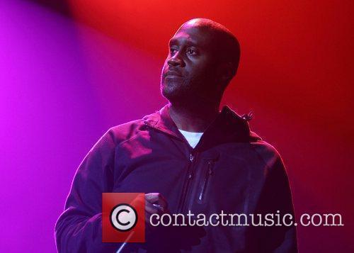 Kelvin Mercer of De La Soul perform live...
