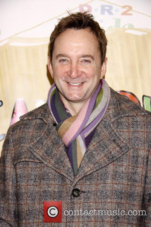 Clinton Kelly The opening night of the musical...
