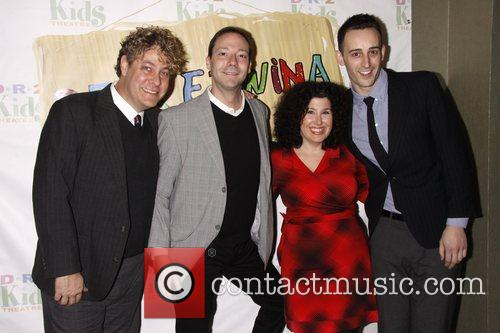 Marcy Heisler and Guests The opening night of...