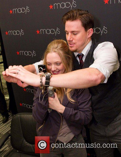 Amanda Seyfried, Channing Tatum