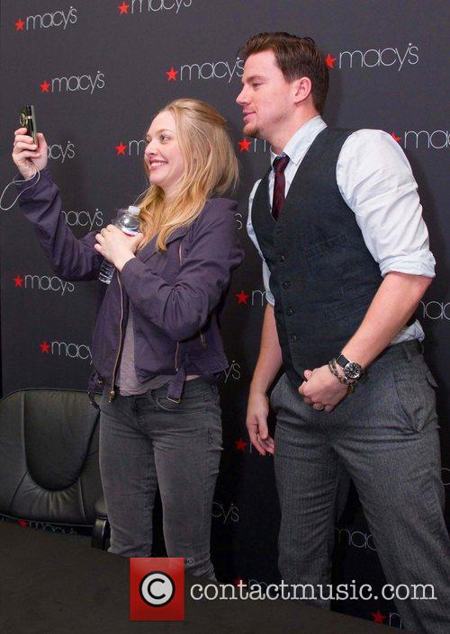 Amanda Seyfried and Channing Tatum 5