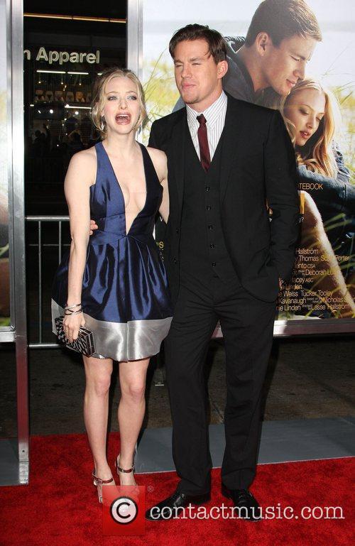 Amanda Seyfried and Channing Tatum 4