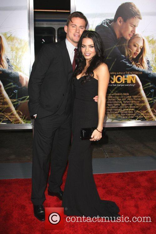 Channing Tatum and Jenna Dewan 6