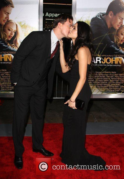 Channing Tatum and Jenna Dewan 5