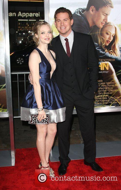 Amanda Seyfried and Channing Tatum 5