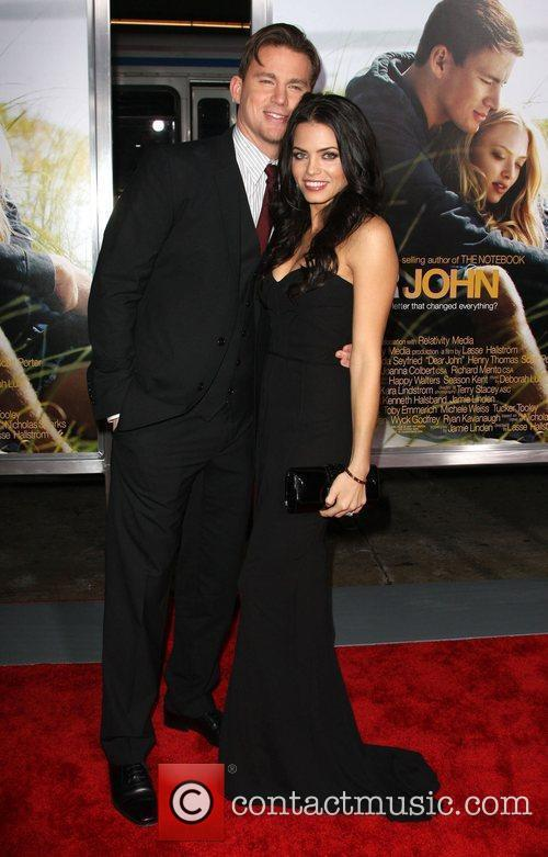 Channing Tatum and Jenna Dewan 1