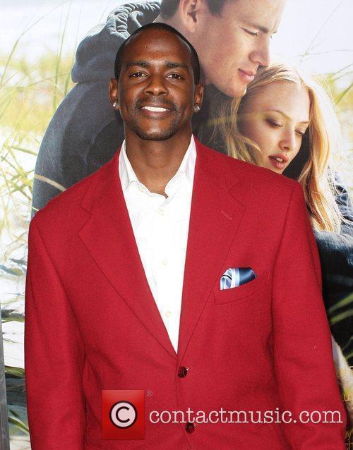 Keith Robinson The Los Angeles Premiere of 'Dear...