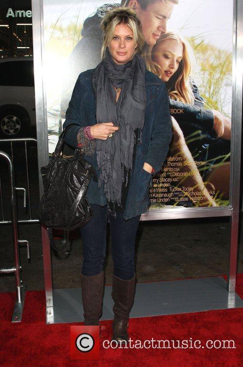 Rachel Hunter The Los Angeles Premiere of 'Dear...
