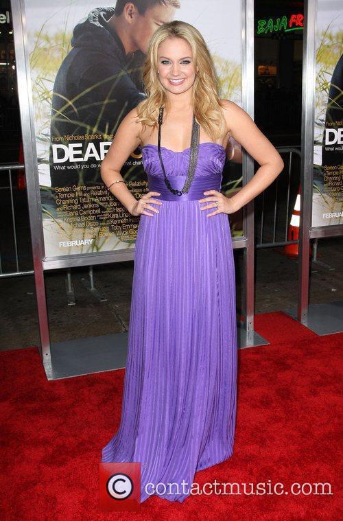 Tiffany Thornton The Los Angeles Premiere of 'Dear...