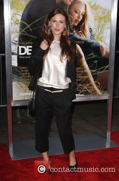 Vail Bloom The Los Angeles Premiere of 'Dear...
