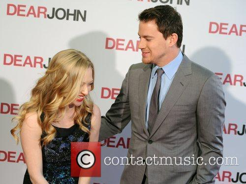 Amanda Seyfried and Channing Tatum 4