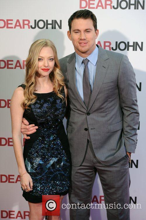 Amanda Seyfried and Channing Tatum 2