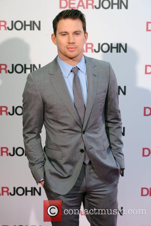 Channing Tatum Dear John - gala screening held...
