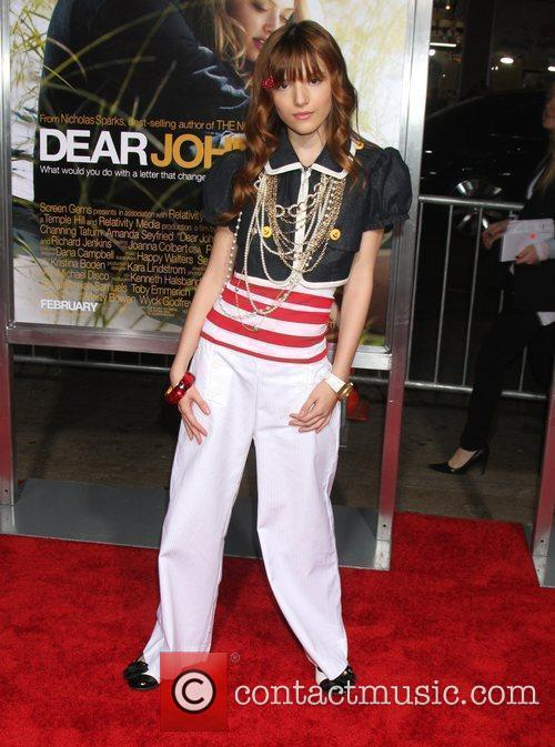Bella Thorne The Los Angeles Premiere of 'Dear...