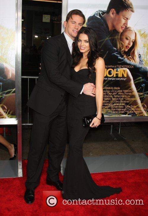 Channing Tatum and Wife Jenna Dewan 8