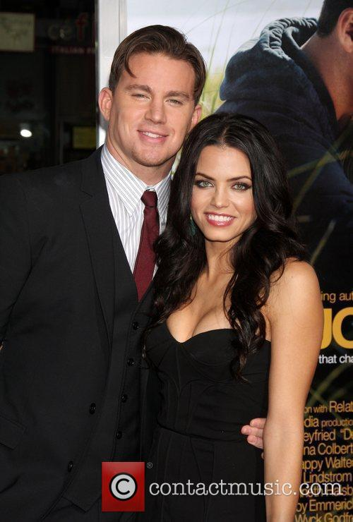 Channing Tatum and Wife Jenna Dewan 9