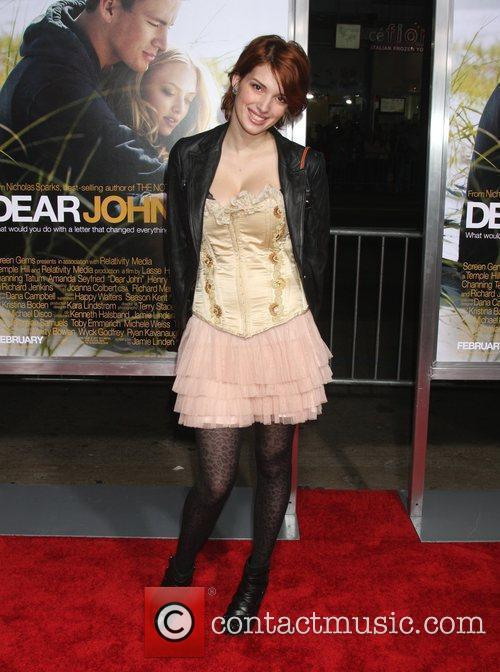 Dani Thorne The Los Angeles Premiere of 'Dear...