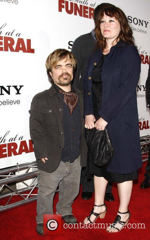 Peter Dinklage and His Wife Erica Schmidt