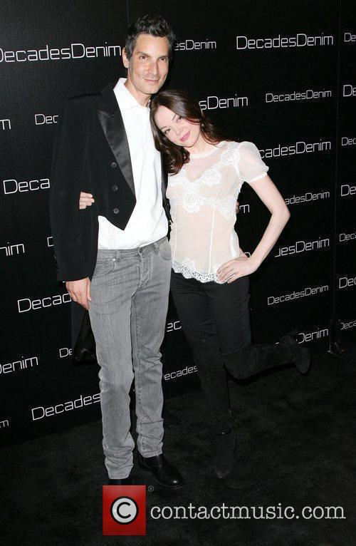 Cameron Silver and Rose Mcgowan 2