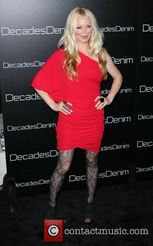 Charlotte Ross Decades Denim Launch Party held at...