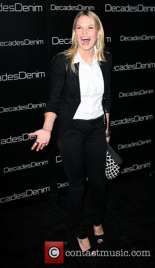 Decades Denim Launch Party held at a Private...