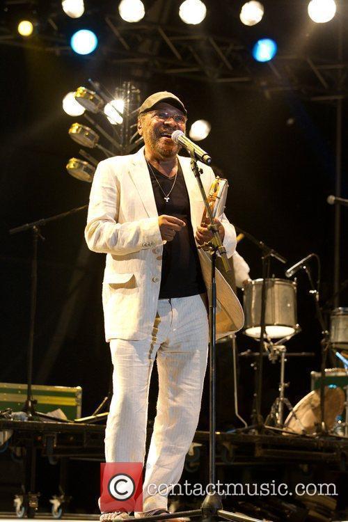Martinho da Vila performing live  Festival Delta...