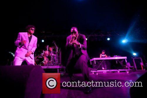 Puto Prata performing live Festival Delta Tejo in...