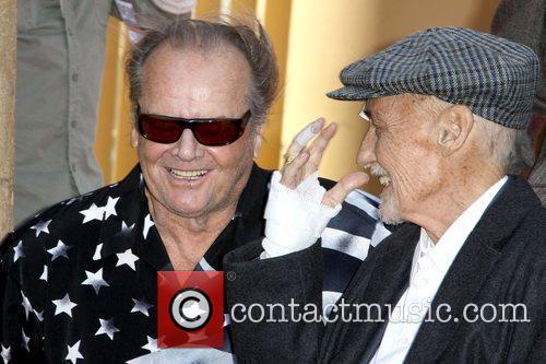 Jack Nicholson and Dennis Hopper Dennis Hopper is...