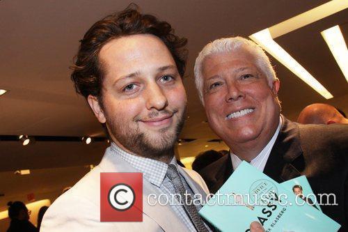 Derek Blasberg and Dennis Basso Reception for Derek...