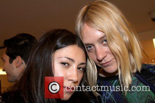 Jen Brill and Chloe Sevigney Reception for Derek...