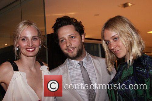Lauren Santo Domingo, Derek Blasberg and Chloe Sevigney...