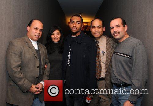 Eric Shipon, Nina Timani, DeSean Jackson, Ruben David...