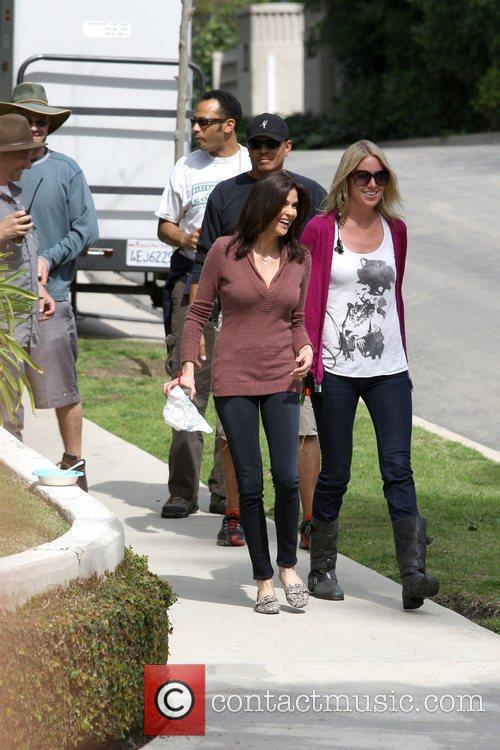 Teri Hatcher and Desperate Housewives 4