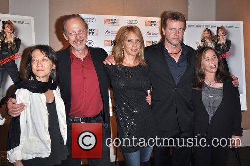 Mark Blum, Aidan Quinn, Desperately Seeking Susan, Rosanna Arquette and Susan Seidelman 2