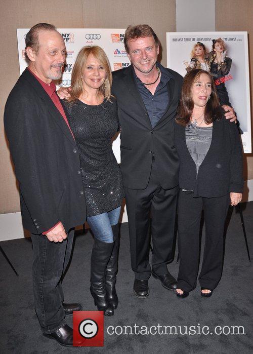 Mark Blum, Aidan Quinn, Desperately Seeking Susan, Rosanna Arquette and Susan Seidelman 3