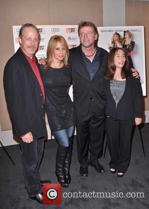 Mark Blum, Aidan Quinn, Desperately Seeking Susan, Rosanna Arquette and Susan Seidelman