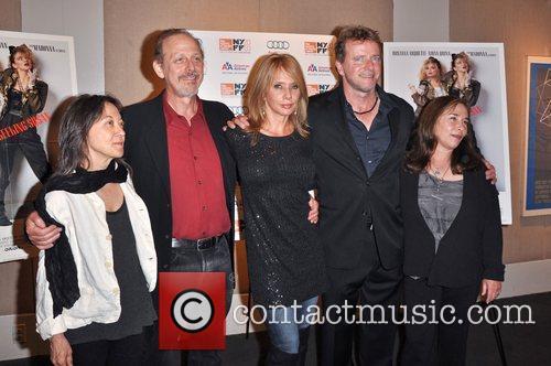 Mark Blum, Aidan Quinn, Desperately Seeking Susan, Rosanna Arquette and Susan Seidelman 4