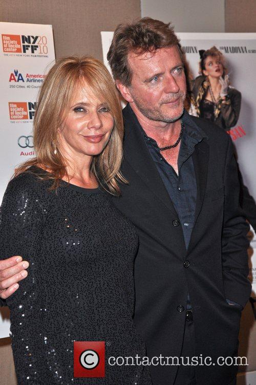 Rosanna Arquette, Aidan Quinn and Desperately Seeking Susan